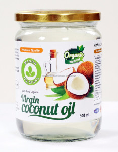 High Quality Virgin Coconut Oil 500ml