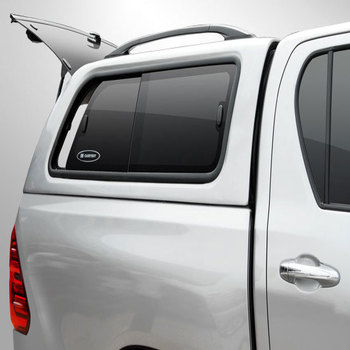 CARRYBOY CANOPY for HILUX VIGO DISCOUNTED PRICE!!