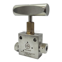 High Quality Straight Needle Valve 30000psi