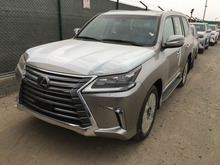 Lexus LX570 Suv 5.7L V8 Petrol engine 4x4 Full option 2017 SALE EXPORT