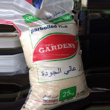 Thai Parboiled Rice in 10kg bags