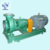IHF horizontal end suction PVDF centrifugal chemical pumps for anti-corrosion acid alkali pump chemical