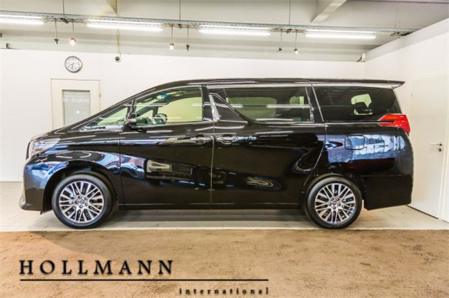 Executive Alphard Luxe G477 Lounge Toyota Land Cruiser Pickup Diesel