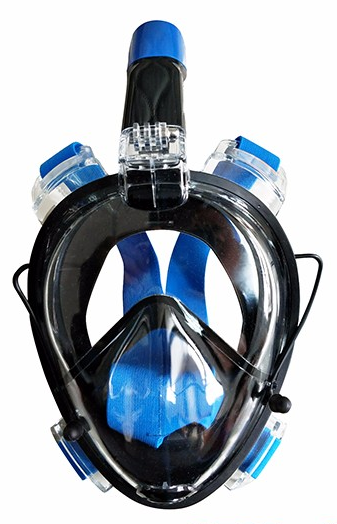 Excellent premium quality free diving mask from China scuba diving supplier snorkle