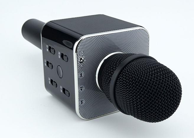 Hot selling wireless Portable karaoke Player karaoke microphone bluetooth speaker