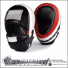 Custom Curved Taekwondo Focus Mitt /Boxing Kicking Target