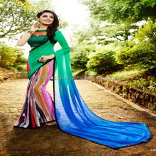 Latest Colors Designed Model Sarees