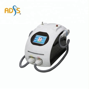 ADSS portable SHR CE approved SHR fast hair removal OPL IPL E-light beauty equipment for beauty salon