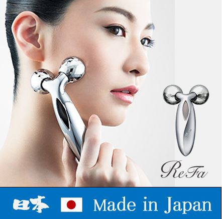 Effective and Easy to use massage RF-SM2051B made in Japan