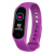 fitness tracker with multi motion walk ,running attractive price changeable strap convenient USB charging