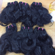 Top Grade Remy Burmese Hair Wholasale Natural Wavy Italian Hair Extensions