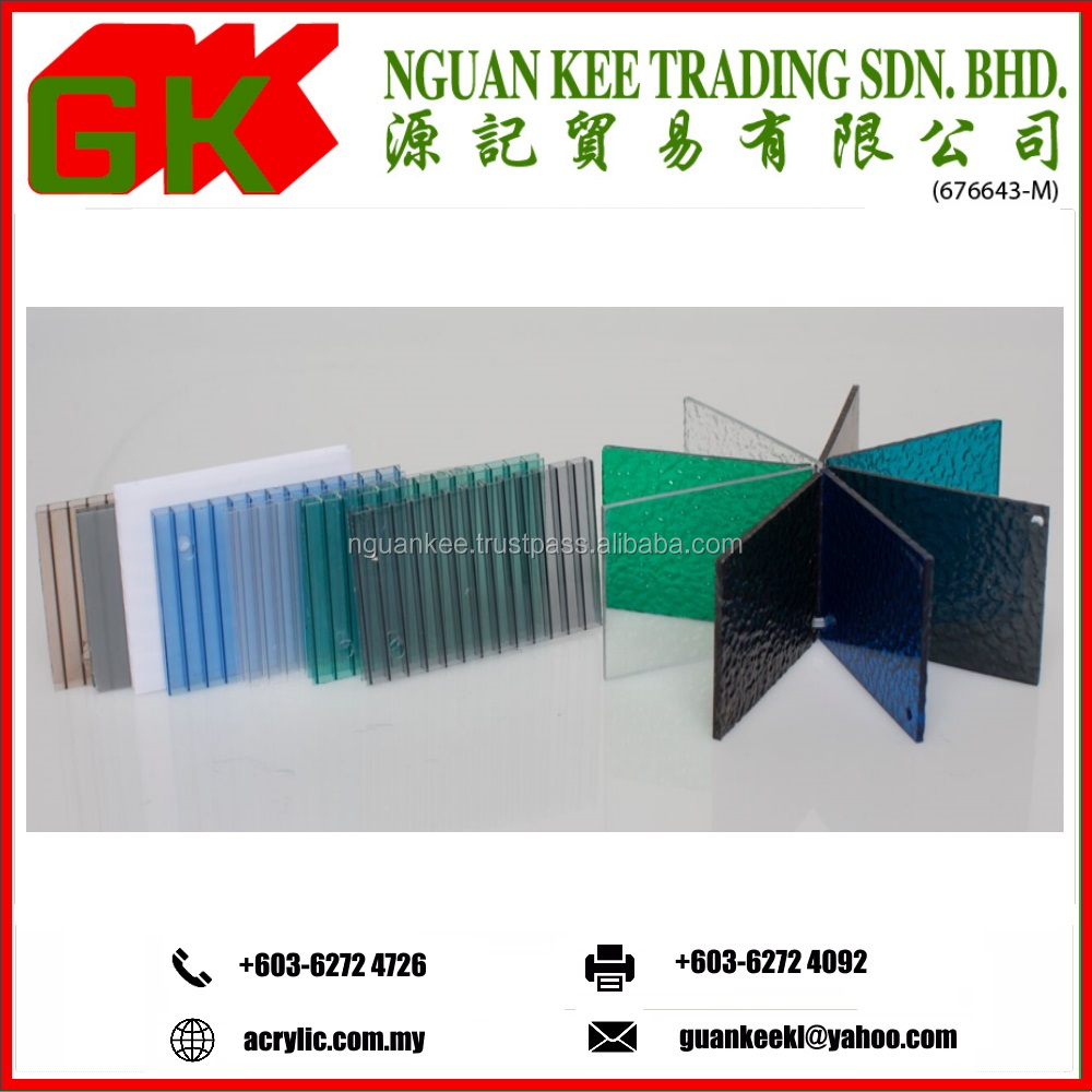 Polycarbonate Sheet Solid