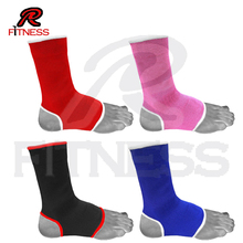 Compression knitted foot sleeve sports adjustable Ankle Support