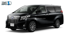 TOYOTA ALPHARD HYBRID 2.5 EXECUTIVE ROUNGE 4WD from JAPAN NEW / USED