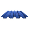 Color Coated Roofing Sheet, Gauge Corrugated Steel Curved