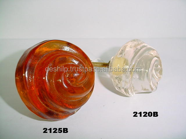 GLASS DOOR KNOBS,COLORED DOOR KNOBS, GLASS PULLS GLASS DRAWER