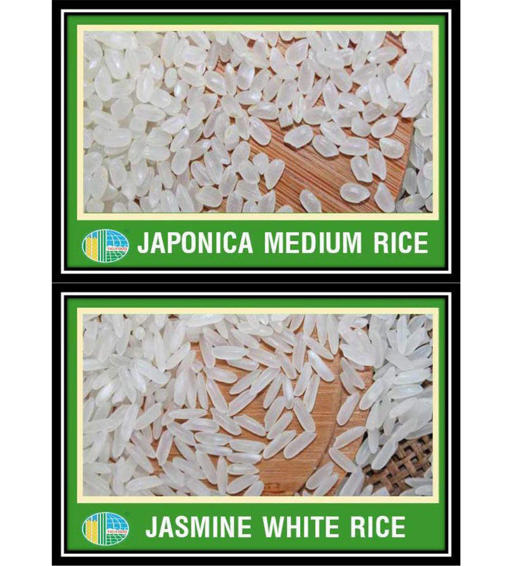 HOT PRICE FOR CALROSO MEDIUM GRAIN RICE FROM BIG FACTORY