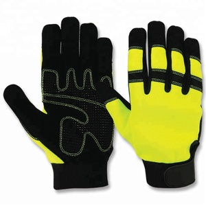 High Quality Hand Protection Equipment /High Performance Cheap Mechanic gloves