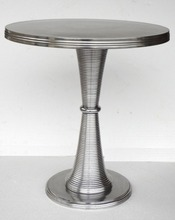 Aluminium Round Stool - Outdoor and Indore