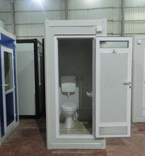 Portable Sandwich Panel Insulated WC Cabin