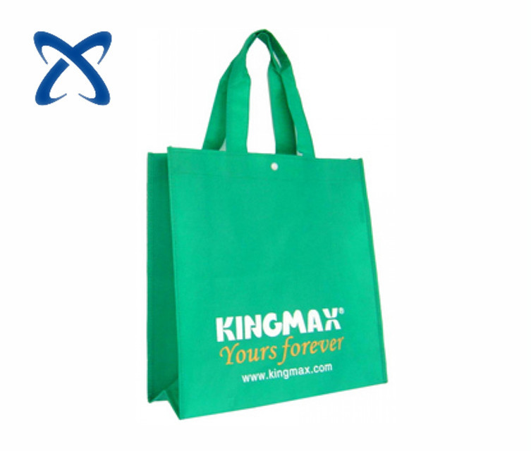 pp non woven bag with BOPP lamination