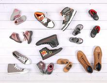 ExGemo Multibranded Shoes Stock Lot