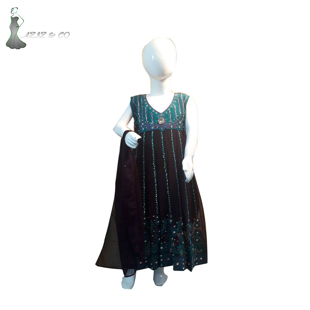 Kids Frock Wholesale Girls\Casual Wear Dress