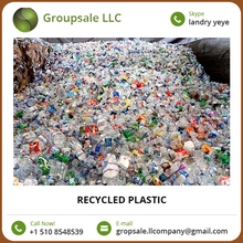 High Quality PP, LDPE & HDPE Recycled Plastic