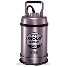 Japan High Quality maker TERADA 1.5 hp water submersible pump