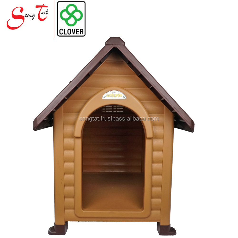 Easy Assembling Durable Plastic Pet House (Small)