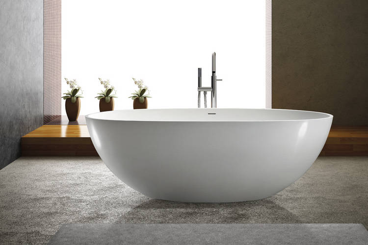 new design bathtub artificial stone bathtub bs 8628 buy. Black Bedroom Furniture Sets. Home Design Ideas