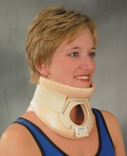 Fashion cervical neck traction back shoulder headache pain relaxer device, medical adjustable