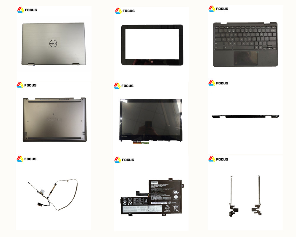 Original Genuine  New 11.6'' Black LCD Back Cover w/ Antenna For HP Chromebook 11 G5 Top Rear Case Housing PN 901788-001