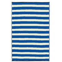 Great White blue 12x34 NAMAZ UV Protected Polypropylene Patio Furniture Deals Door Mats Indoor Vinyl Floor Tiles