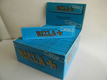 Rizla Liquorice Cigarette Smoking Rolling Papers