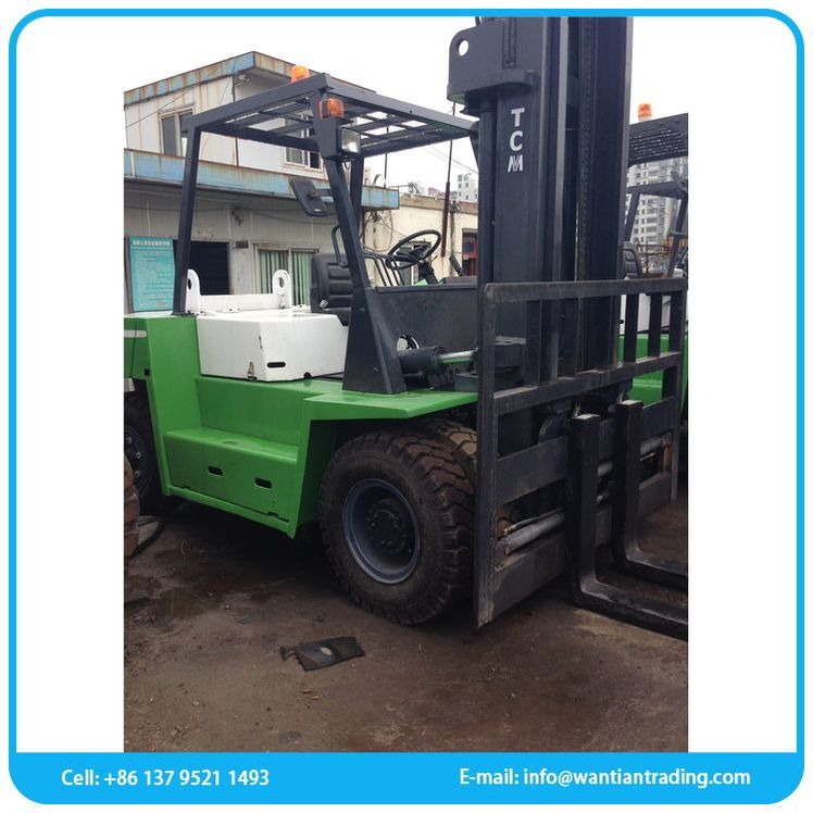 On sale brand new tcm 10 ton used forklift