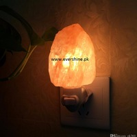 Himalayan Salt Night Light Wall Lamp