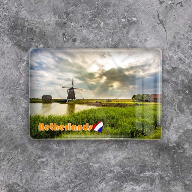 Fridge Magnet - Holland/Netherlands Series - M01HOLMIL-04