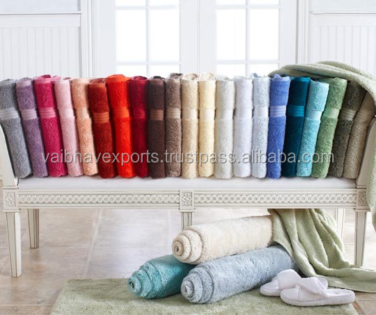 Home trends bath towels