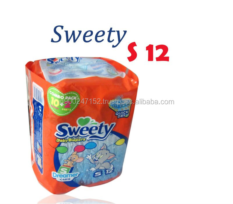 Sweety Diapers For Babies