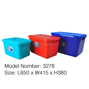High Quality Plastic Home Storage Box