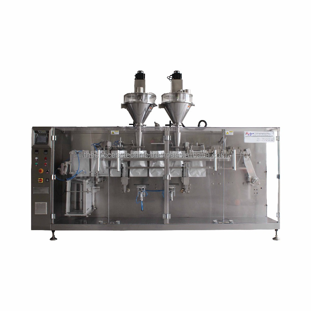 "FP800-P10-1000 10-1000ml ""DYNA-FILL"" Premade Stand up Pouch/flat Pouch with Zipper Form Fill Seal Capping and Packing Machine"