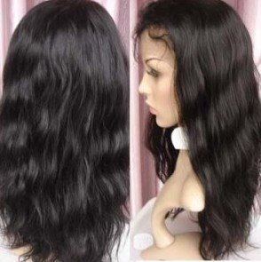Hair Natural Raw Human Hair for Wigs