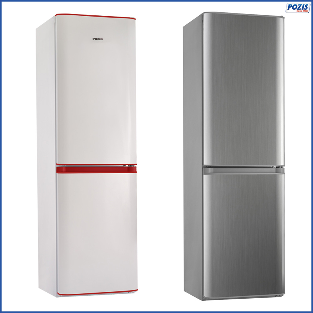 Full No Frost refrigerator - RK FNF-172 - double door for home