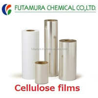 High quality bopp thermal lamination film cellulose film with multiple functions made in Japan