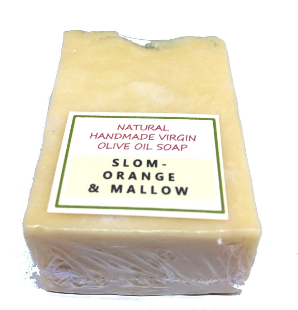 Premium Natural Spa Soap green clay 100% handmade
