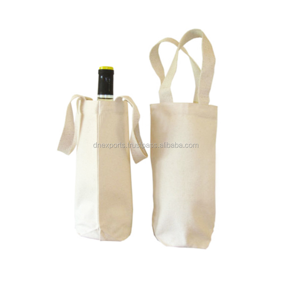 Wine Packaging Eco Fabric Cotton Bag