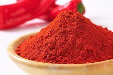 Sweet Paprika/Sweet Red Pepper, Whole Pods & Ground Powder