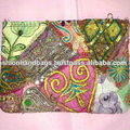 Patchwork coin purse,passport bag