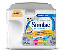 Similac Pro-Advance Infant Formula with Iron
